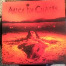 ALICE IN CHAINS- DIRT LP VINYL COLOR RED/ROJO