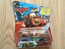 Disney Cars Mattel #166 Hook Mater Lamp beweglichen Augen 2010 Chase rar