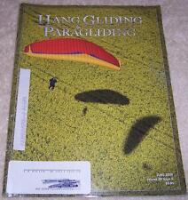 Hang Gliding & Paragliding Magazine June 2009
