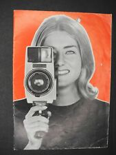 #2 Linhof 220 The New Camera Concept In Medium Format Photography 1966 Brochure