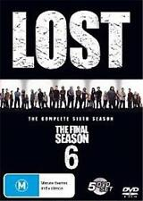 LOST : SEASON 6 FINAL : NEW DVD