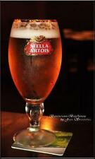 Stella Artois Art Poster Beer Glass 24in x36in