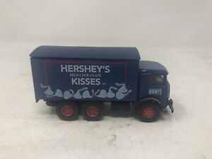 AHL HERSHEY'S CHOCOLATE KISSES TRUCK MATCHBOX COLLECTIBLE 1/64 DIECAST