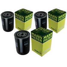 3x Original MANN-FILTER Ölfilter Oelfilter W 940/25 Oil Filter