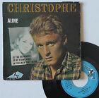 "Vinyle 45T Christophe ""Aline"""