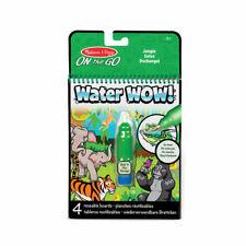 """Melissa & Doug 40176 Malbuch mit Wasser """"Dschungel"""" NEU!  #"""