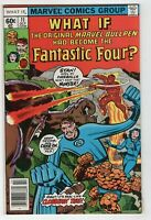 What If 11 1st Series Marvel 1978 VF NM Fantastic Four Stan Lee Jack Kirby