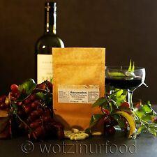 Trans Resveratrol 98% 500mg Green Tea Acerola Vitamin C Polyphenol Antioxidant