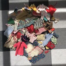 New ListingVintage Huge Lot of Barbie Clothing & Accessories Estate As Found Hand Made