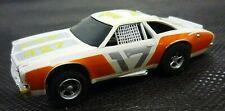 #1975 AURORA HO SCALE SLOT CAR AFX CHEVELLE FLAMETHROWER