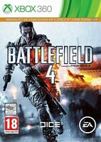 Battlefield 4 XBOX 360 Video Game Original UK Release Mint Condition