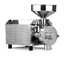 2.2KW Whole Grains Chinese Herb Mil machine Superfine Powder Grinding machine