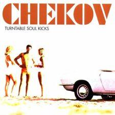 Chekov > Turntable Soul Kicks > Neuwertig > Decktronics / Deck 8