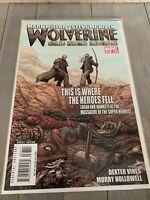 Wolverine #67 Old Man Logan 2nd book First Print Hawkeye Ashley Barton Millar NM