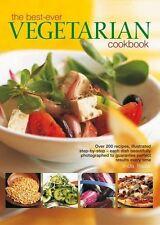 The Best-Ever Vegetarian Cookbook: Over 200 recipe