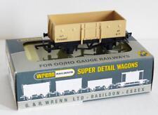 WRENN RAILWAYS - WAGON - (W4640) BR STEEL OPEN WAGON BUFF   (PERIOD 3 BOX)