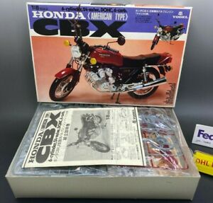 Yodel 1/8 Vintage Kit Honda CBX 1000 American type Out of print Unassembled
