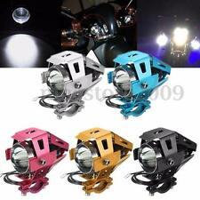 U5 Led Motorcycle Headlight Driving Fog Lamp Spot Light + Switch For Bmw