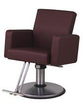 Belvedere Plush Comfort Styling Modern Salon Chair