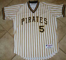 PITTSBURGH PIRATES RARE 1979 WORLD CHAMPIONS REUNION JERSEY #5 BILL MADLOCK