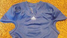 Adidas Men's Techfit Compression Football Jersey XL Blue NEW