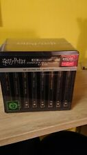 Harry Potter - Complete 8-Film Collection Blu-ray Steelbook's in Alu Case, OVP.