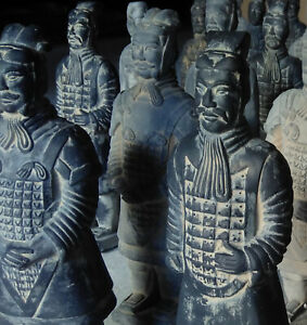 Terracotta Army: 100 Warriors strong