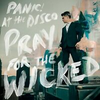"""Panic! at the Disco Pray for the Wicked poster art photo print 16"""", 20"""", 24"""" sz"""