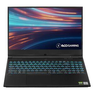 "EVOO Gaming 15.6"" FHD Gaming Laptop i7-10750H 16GB 512GB SSD RTX 2060 6GB 144Hz"