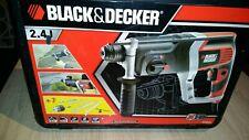 Black & Decker KD990 Type 2  SDS-Plus-Bohrhammer 710 W 2,4 J + Koffer