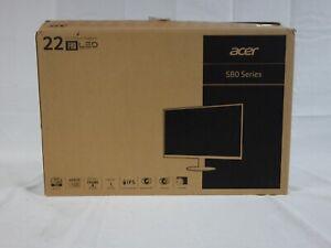 Acer SB220Q 21.5 Inch Full HD IPS 75 Hz Ultra-Thin Zero Frame Desktop Monitor