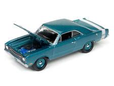 `69 Dodge Dart  Türkis  1969 *RR* Johnny Lightning 1/1800 HOBBY 1:64 OVP