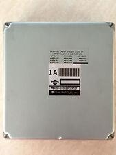 2000 Nissan Sentra SE 2.0L M/T RARE OEM ECU ECM PCM Engine Computer MEC22-010 1A
