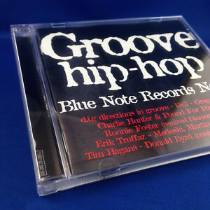BLUE NOTE RECORDS VA: Groove Hip-Hop (EXTREMELY RARE 1998 AUSTRALIAN PRESSING)