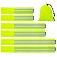 Hi visible Safety Reflective Bands Night Security + Reflective Jorestech