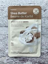 The Face Shop Real Nature Facial Mask Shea Butter 3 Pack