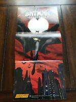 Vintage Nintendo Power Batman Vengeance Game Poster 2001