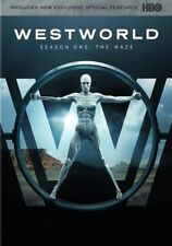 Westworld: The Complete First Season (DVD,2017)