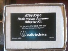 Audio Technica ATW-RA16 Hardware Kit use with  ATW-1235 and ATW-1236