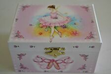 Gorgeous Girls Ballerina Musical Jewellery Box, Ballet Dancer, New! Ideal Gift!