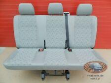 VW T5 GP Sitzbank PLACE Sitz Sitze 3er Bus 3. Sitzreihe