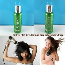 Hair Care Silky Seaweed Nutrients for dry, damage hair, before dryer your hair
