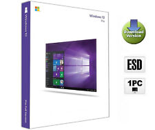 Windows 10 Professional OEM 32 / 64 Bit Multilanguage Aktivierungs-Key
