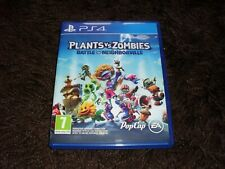 PS4 juego Plantas Vs Zombies batalla por neighborville