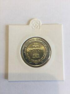 2 euro commémorative Belgique choisir une année 2005 à 2015  voir annonce