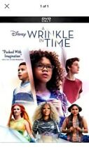 A Wrinkle in Time (DVD,2018)NEW*Adventure, Family Sci-Fi & Fantasy