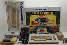 Commodore 64 Hollywood / TV-Quiz Pack [Boxed] Tested, nice rare set.
