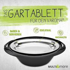 Gartablett Dämpftablett für Varoma TM31 TM5 TM6 Nachhaltiges Thermomix Zubehör