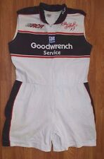 SPORTS IMAGE INC Goodwrench GM Vintage Pit Crew Romper Racing Shorts Womens XL