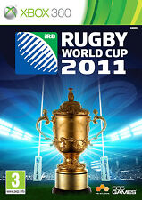 Rugby World Cup 2011 XBox 360 NEW and Sealed UK ORIGINAL Version NOT BUDGET